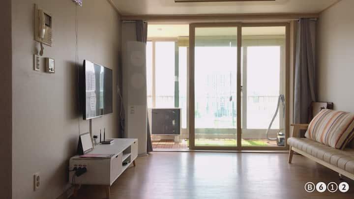 허니하우스[20평, 방2개 거실1]