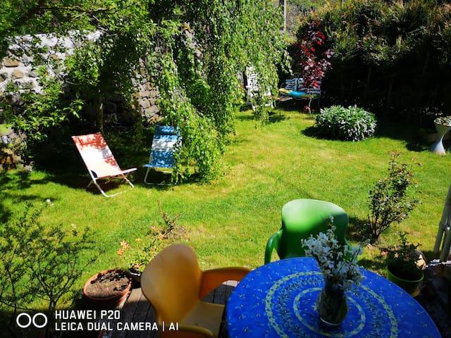 Maison dans un hameau calme en pleine nature à 25mn du Puy en velay