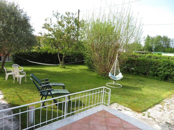 Villa La Mimosa Chic Pietrasanta con Bici Gratuite