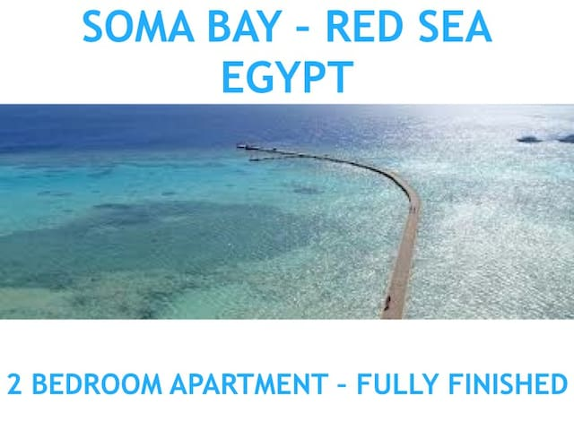 SomaBay Marina apt. by the sea with an unreal view