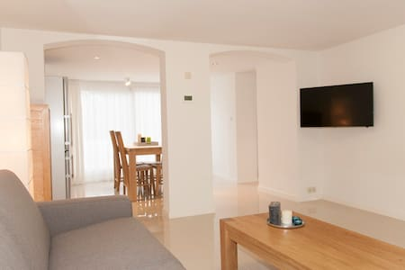 Lovely apartment with garden   (A1)