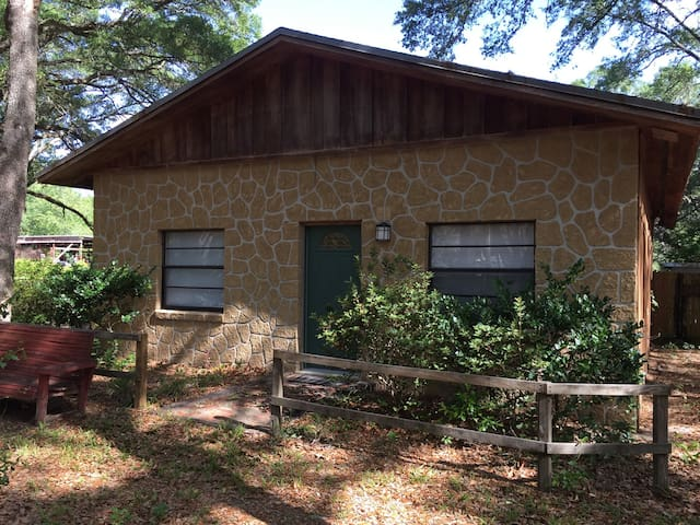 Charming house with lake access. - Ocklawaha - Huis