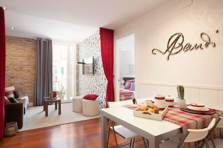 Superior Apartment By Gaudi EnjoyBCN Apts
