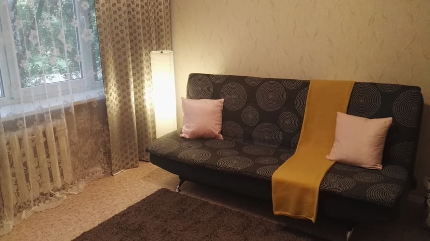 Cozy apartment 7 min distance from Old Riga