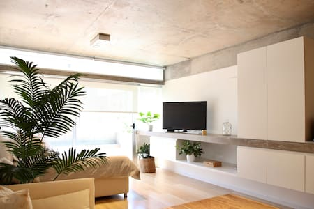 Luminous & new apartment studio *Palermo Hollywood