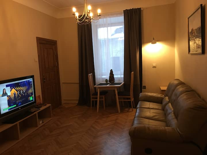 Cosy flat in Vilnius center
