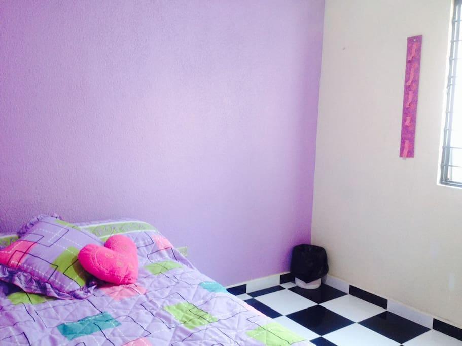 Dormitorio Huésped