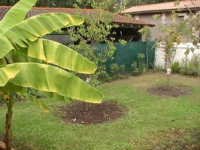 Maison pleine de charme avec son jardin privatif suites for Jardin potager a louer 78