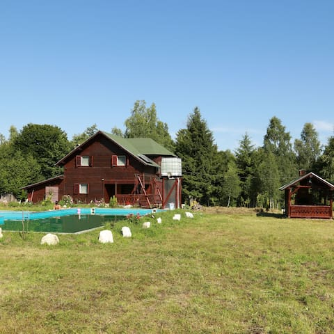 Chalet in the heart of Transylvania