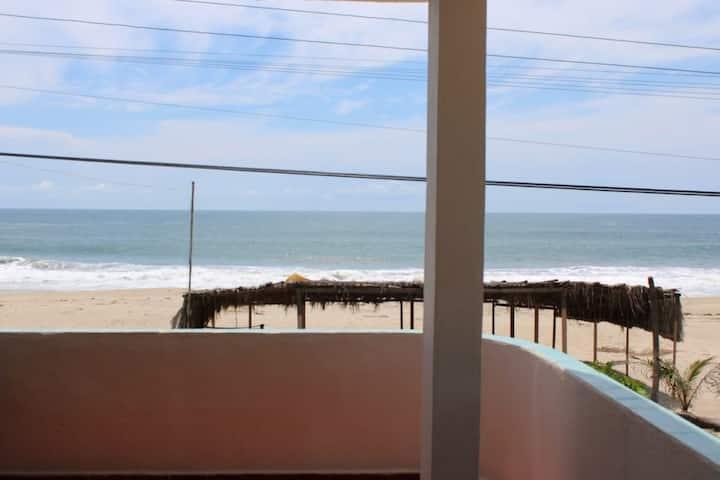 Hostal y club de playa villa Isabel