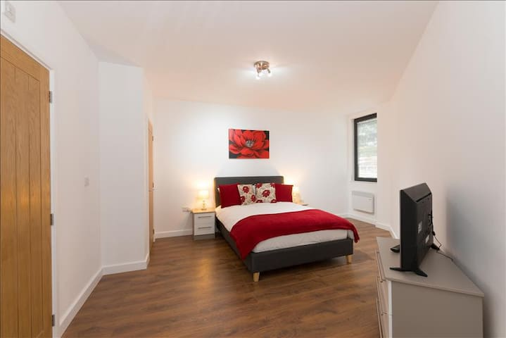 City Centre Cathedral Apartments - 2 bed (22) - Peterborough - Wohnung