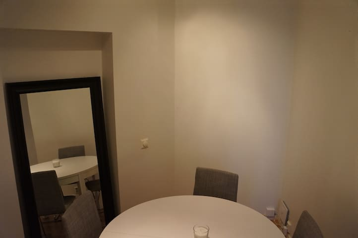Business friendly room centrally located in Oslo.