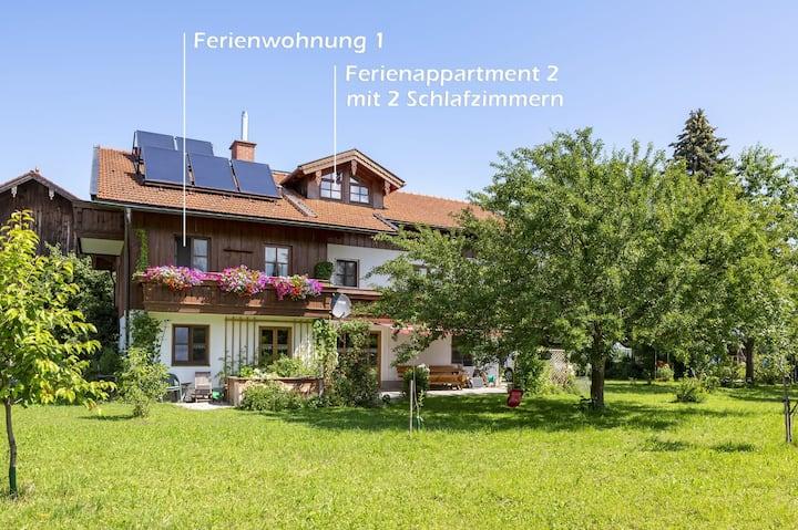 Zaißlhäusl Hof Übersee - Fewo Nr. 1 (Bauernhof)
