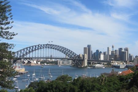 Harbourside Studio - Stunning Views - Lavender Bay