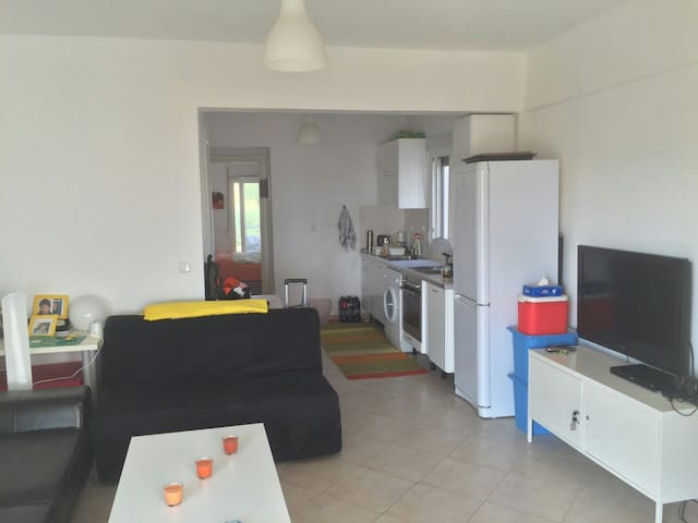 Beautiful 1 Bed Apt. By the sea. - Paralia Gerakinis