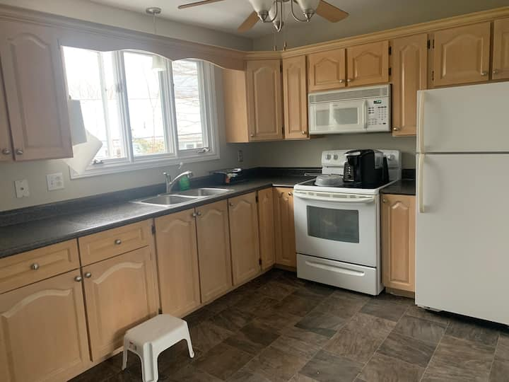 Walk to MUN and HSC! 2 bedroom & office