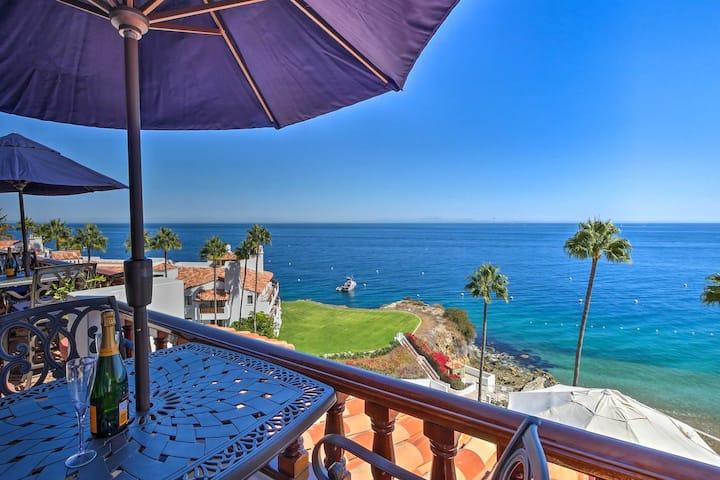 Dazzling Panoramic Ocean-View Catalina Penthouse