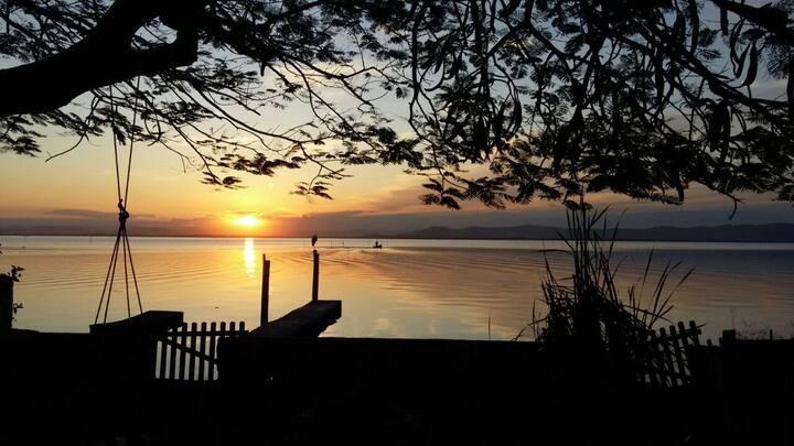 Canto da Lagoa, Lagoa de Santa Marta