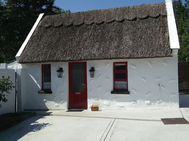 Wild West Thatched Cottage in Burren Lowlands