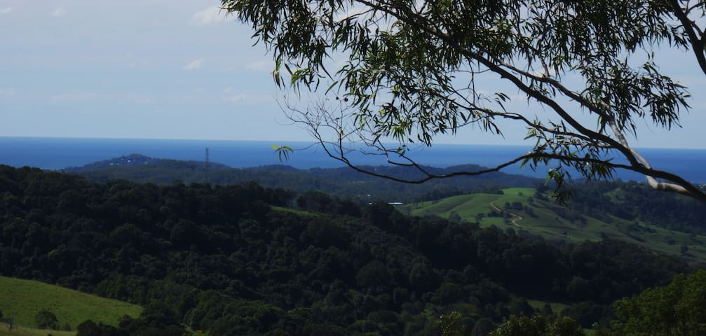 Just Heaven Mountain Retreat 15mins Coolangatta - Carool - Casa