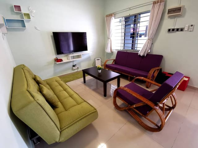 Near to Sepilok;FREE cleaning;Near Airport;Fits 8+