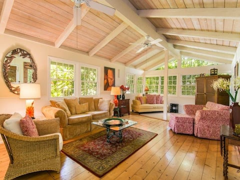 """The Cottage at Hanalei Bay"" Hale Luana TVNC1027"