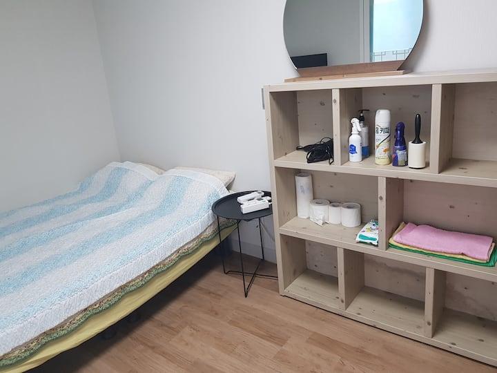 부산 덕천동 숙등역 저렴한단독원룸, 김해공항 가까운 원룸