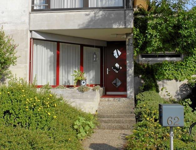 Stadtnahes Wohnen im Grünen, nahe der Uni - Sankt Gallen - บ้าน
