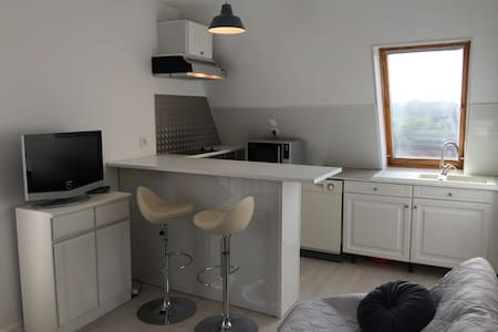 Nice two rooms in Cabourg. Near thalasso and golf