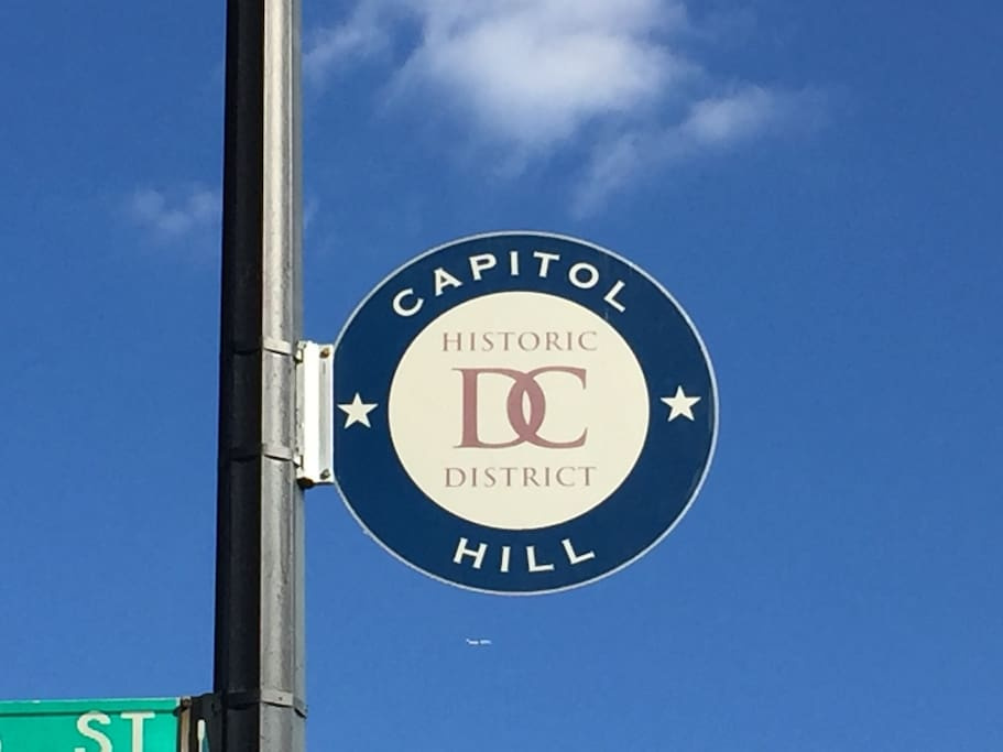 Capitol Hill Historic District
