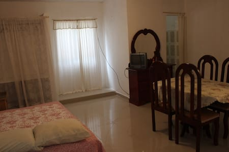 Cute Studio Apartment in a safe, centric location - Samana