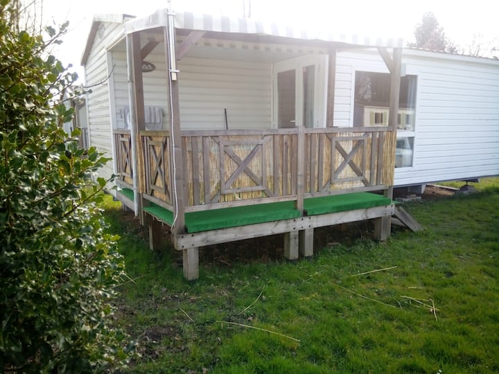 Mobil-home B08 5pers 2chambres 20min europa park