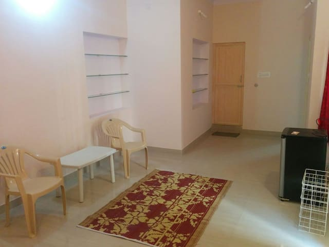 2beds private room. - Mysore - House