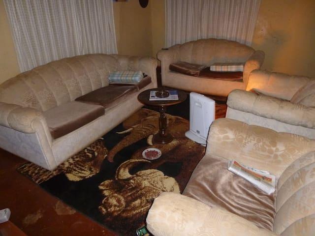 Mphatso Kampeni Home, nice to stay