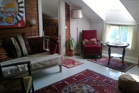Beautiful apartment in an old villa - Hanko - Apartemen