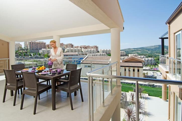 Kusadasi Golf & Spa Resort! - Söke - Apartment