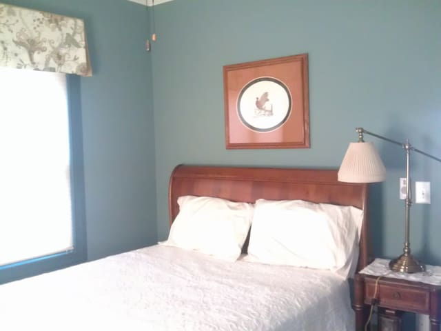 Beautifully decorated Guest Bedroom #2