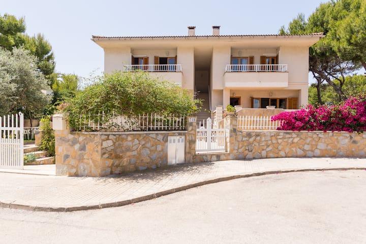 Villa las Conchas - Platja de Muro