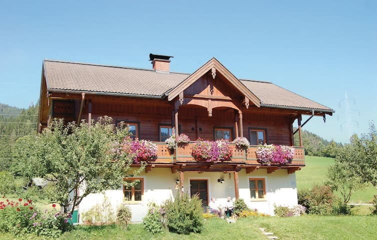 Holiday apartment with 2 bedrooms on 65m² in Wagrain
