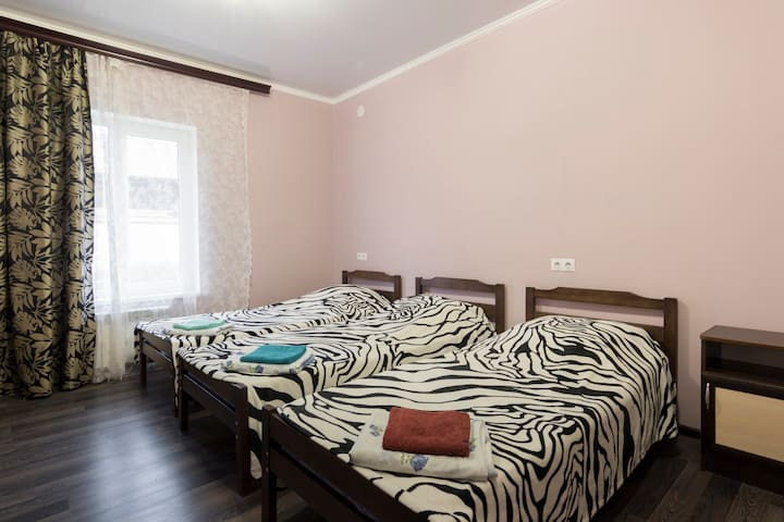 Двухместный номер стандарт - Krasnodar Krai - Bed & Breakfast