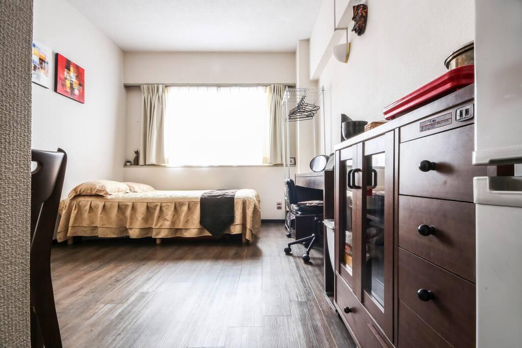 brand new wooden floors