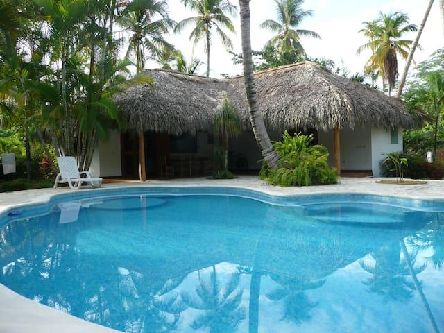 Magnifique villa à playa bonita