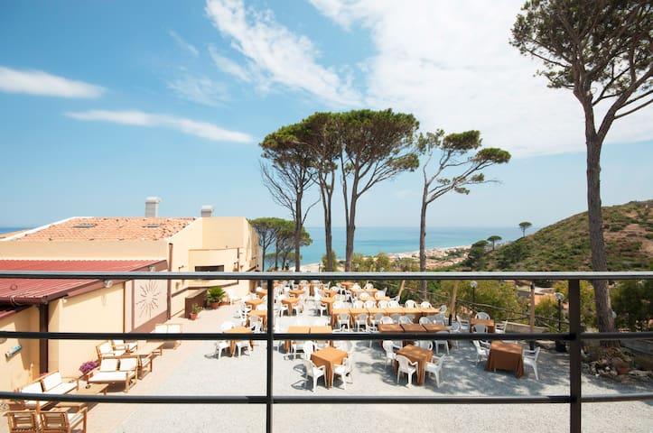 Marmora apartment #2 in villa #2 - Messina - Lägenhet