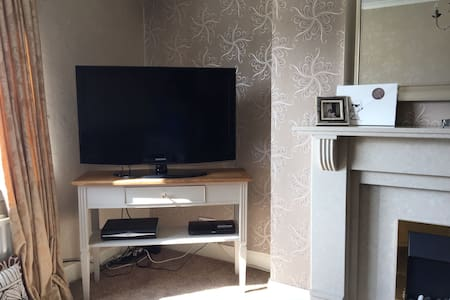 Ideal for contractors.  Home away from home. - Grangemouth - Casa