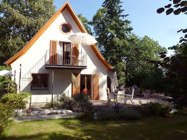 Kunst, Natur und Wohlfühlen Fewo 1 - Bad Waldsee - Apartmen