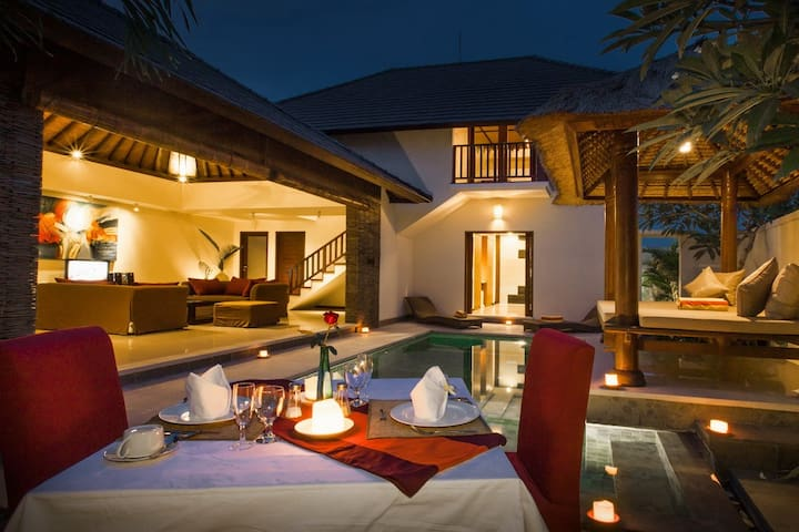 Cozy Villa at Canggu close to the beach - North Kuta - Villa