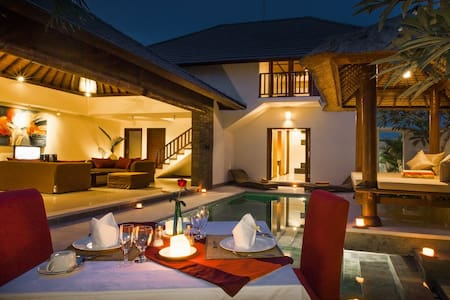 Luxury Aberu Villa at Canggu 1br - นอร์ธคูตา