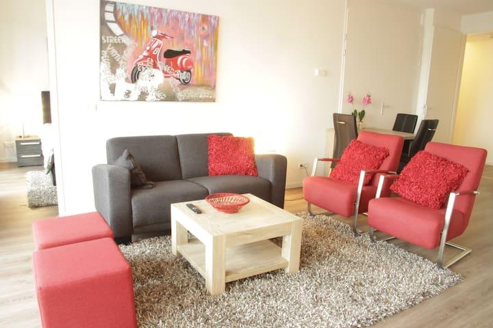 Calypso apartment with parking! 570 - Róterdam - Departamento