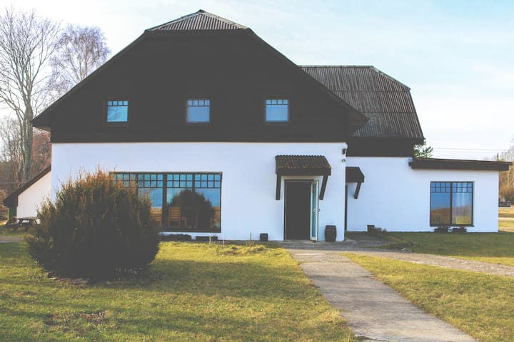 Cozy Guest House, Cafe - Bērzciems - Bed & Breakfast