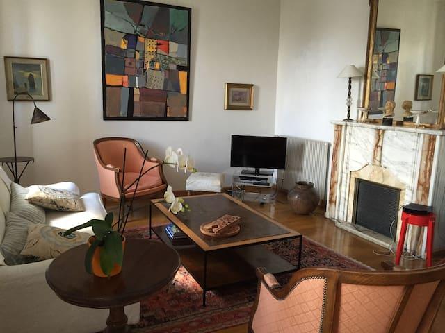 Appartement lumineux à Bastia
